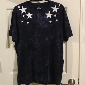 Hollister Crew Neck T Shirt NWT